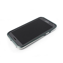 DRACO NOTE II Aluminum Bumper - for Samsung Galaxy NOTE 2 (Thunder Gray)