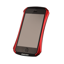 DRACO VENTARE A Aluminum Bumper - for iPhone 5/5S (Red)
