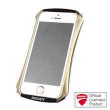 DRACO VENTARE A Aluminum Bumper - for iPhone SE/5S/5 (Gold)