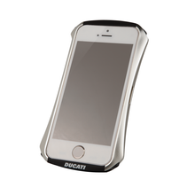 DRACO VENTARE A Aluminum Bumper - for iPhone 5/5S (Silver)