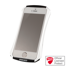 DRACO VENTARE A Aluminum Bumper - for iPhone SE/5S/5 (White)