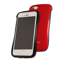 DRACO ALLURE  P Ultra Slim Bumper Case - for iPhone SE/5S/5(Red)