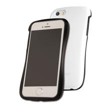 DRACO ALLURE  P Ultra Slim Bumper Case  - for iPhone SE/5S/5 (White)