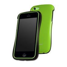 DRACO ALLURE  CP Ultra Slim Bumper Case  - for iPhone 5C (Green)
