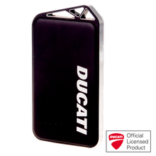 DRACOdesign x DUCATI Power bank with Aluminum Case(Black)