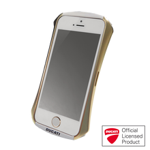 DRACO VENTARE A ARCTIC WHITE - FOR IPHONE SE/5S/5 (CHAMPAGNE GOLD)