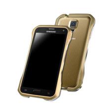 DRACO SUPERNOVA Aluminum Bumper - for Samsung Galaxy S5 (Champange Gold)
