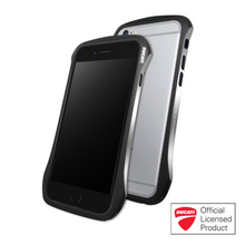 DRACO DUCATI 6 ALUMINUM BUMPER- FOR IPHONE 6/6S (METEOR BLACK)