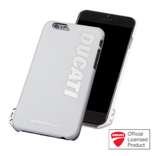 DRACO DUCATI ULTRA SLIM CASE - FOR iPHONE 6/6S (DUCATI WHITE)