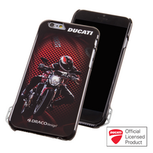 DRACO DUCATI ULTRA SLIM CASE - FOR iPHONE 6/6S (DUCATI MONSTER 821)