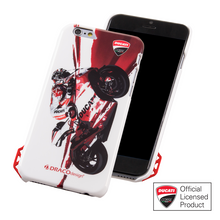 DRACO DUCATI ULTRA SLIM CASE - FOR iPHONE 6/6S (DUCATI MOTO GP1)