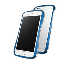 DRACO 6 ALUMINUM BUMPER - FOR IPHONE 6/6S (ELECTRIC BLUE)