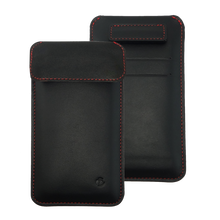 DRACO LEATHER SLEEVE CASE for iPhone 6/6S (BLACK)