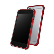 Tigris ALUMINUM BUMPER - FOR IPHONE 6/6S (FLARE RED)