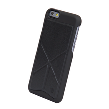Tigris Shell Stand Case- FOR IPHONE 6/6S (BLACK)