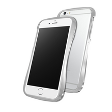 DRACO 6 Plus ALUMINUM BUMPER - FOR IPHONE 6 Plus/ 6S Plus (ASTRO SILVER)