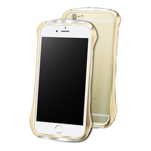 DRACO VENTARE 6X HAND POLISHED ALUMINUM BUMPER - FOR IPHONE 6/6S (Luxury Gold)