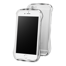 DRACO VENTARE 6X HAND POLISHED ALUMINUM BUMPER - FOR IPHONE 6/6S (Luxury Silver)