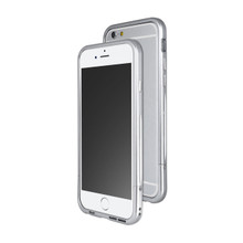 Venano Aluminum Bumper with Sound Direction Function for iPhone 6S/6 (Astro Silver)