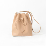 Chianti Bucket Bag Medium (Lulled Beige)