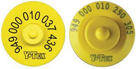 Y-TEX RFID Tags