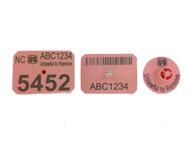Y-Tex Swine Premises ID Tags