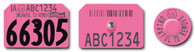 AllFlex Swine Premises ID Tags
