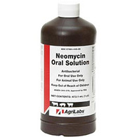 Neomycin Oral Solution - RX REQUIRED 01/01/2017