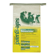 Safeguard Medicated Dewormer Pellets (0.5%)