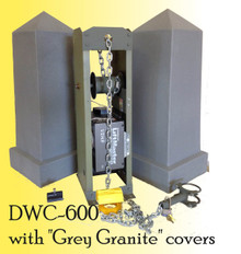 DWC-600 Complete Kit  With Classic Obelisqe Covers