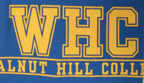 Walnut Hill College logo - Short Sleeve T-shirt