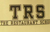 The Restaurant School logo - Short Sleeve T-shirt