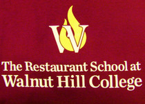Classic The Restaurant School Logo T-Shirt - Long Sleeve