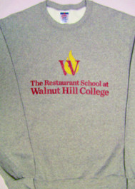 Classic The Restaurant School Logo - Sweat Shirt