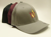 Classic Caps with with Walnut Hill College Logo
