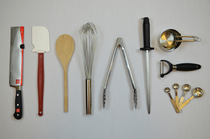 Community Education Deluxe Culinary Tool Kit