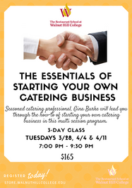 The Essentials of Starting Your Own Catering Business