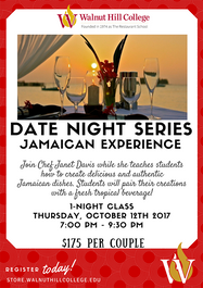 Date Night Series: Jamaican Experience