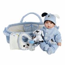 Bebé Reborn Hecho A Mano Suave Vinilo 17 Pulgadas Envío Gratis
