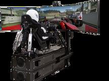 Simulador De Carreras Aviones Todo En Uno Y Realidad Virtual