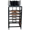 Pedestal Table Carts