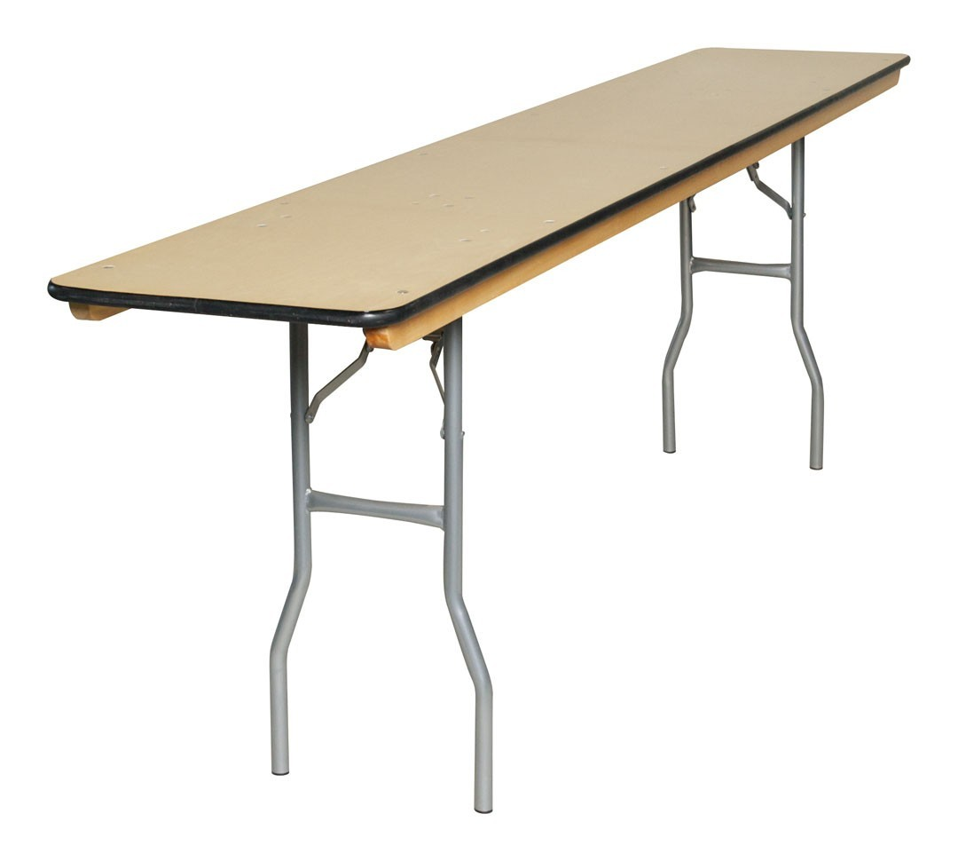 8 Foot Confrence Wood Table 631 1080 5