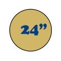 """24"""" Round Pedestal Tables"""