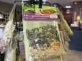 West Coast Kale & Quinoa Vegetable Soup Mix  Ingredients: White Quinoa, Kale Flakes, Chopped Onion, Butternut Squash Flakes, Carrots, Garlic, Spices.  No Salt Added - Gluten Free  Serves 8  100% Natural