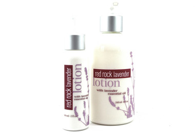 Lotion Set - One 8 fl oz & One 2 fl oz