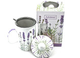 Three Piece Infuser Set with Packaging
