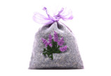 Lavender Embroidered Sachet