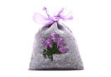 Lavender Embroidered Sachet