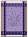Tea Towel - Lavender & Bees Rectangle