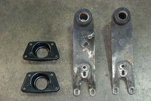 Porsche 911 SC Carrera 1978-86 Upgrade for earlier cars Adjustable Spring plates 911.333.009.00